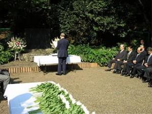 平成18年度 拓魂碑秋季例祭