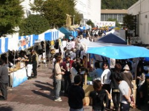 平成19年度 紅陵祭開催①