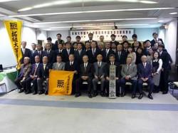 雄弁会100周年記念誌発刊祝賀会③