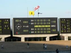 拓大 19対52 帝京