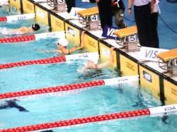 北京へ女子水泳・藤野舞子④
