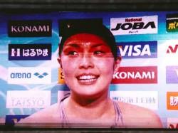 北京へ女子水泳・藤野舞子⑤