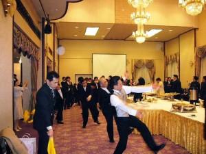 87期坂上氏の結婚式①