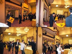 87期坂上氏の結婚式②