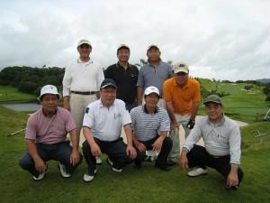 親睦ゴルフ大会