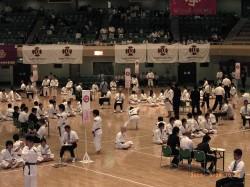 少林寺拳法部観戦記③