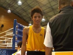 ボクシング激励会②