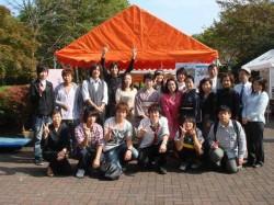 紅陵祭参加学生交流訪問報告②