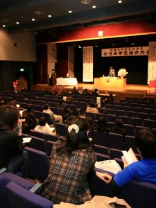 第19回拓殖大学総長杯争奪全日本学生雄弁大会①