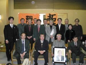 平成20年度函館支部総会(メイプル)