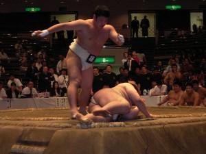 相撲部45年ぶりの優勝①