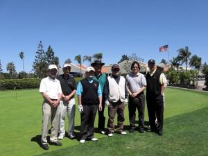 ロサンゼルス支部ゴルフ大会