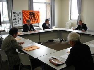 平成21年度北支部総会