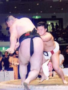 第88回東日本学生相撲選手権大会個人戦①
