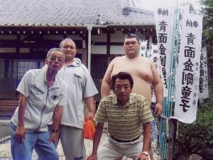 岐阜相撲部屋