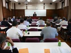 平成21年度全期別代表幹事会議②