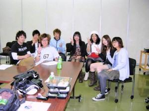 紅陵祭参加学生交流訪問報告⑧