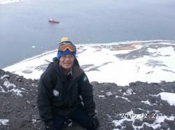 南極の巻田先生から続報②