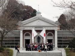平成21年度大学卒業式②