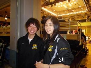 女子ボクシングTBS放映①