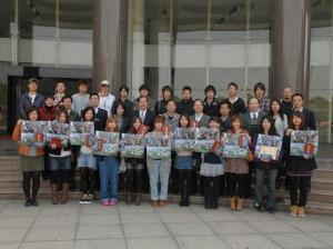 2009年度海外研修(武漢・上海)①