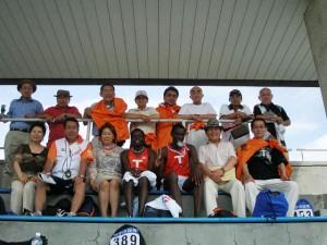 札幌国際ハーフマラソン観戦記