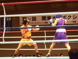 関東大学ボクシングリーグ最終戦観戦記①