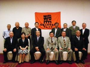 平成22年度空知支部総会(メイプル)
