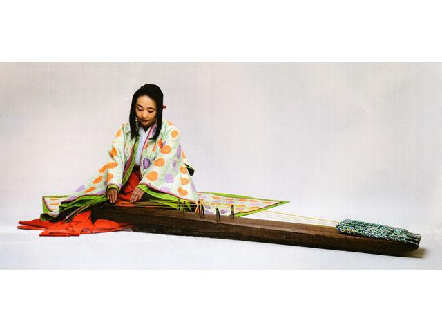 藍川由美 和琴唱歌コンサート 催馬楽と「源氏物語」