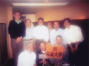平成22年度大学祭実行委員会OBOG親睦会