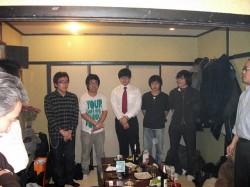 北京長城会新年会②