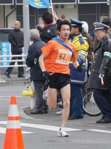 第61回全関東八王子夢街道駅伝競走大会