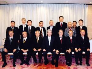 東北連合会支部長会議・新年交歓会