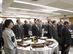 故松村会長を偲ぶ会③