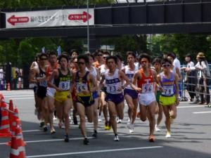 第90回関東学生陸上競技対校選手権大会①