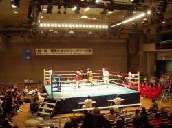 第64回関東大学ボクシングリーグ戦拓大対日大戦③