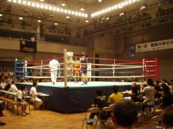 第64回関東大学ボクシングリーグ戦拓大対法大戦③
