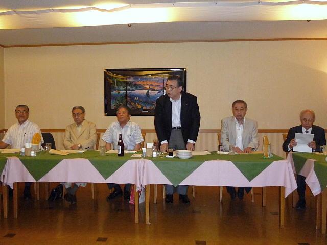 東京都連合会支部長会を開催しました