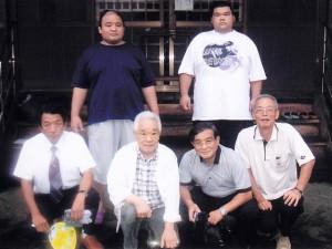 大相撲名古屋場所開催中に千賀ノ浦部屋を訪ねる