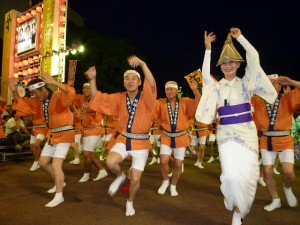 2011年阿波踊り①
