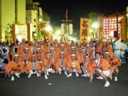 2011年阿波踊り③