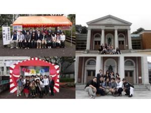 平成23年度 拓殖大学紅陵祭参加・学生交流訪問①