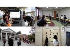 平成23年度 拓殖大学紅陵祭参加・学生交流訪問③