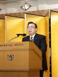 東京都連合会設立45周年記念式典②