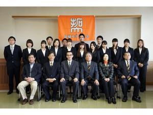 平成23年度 学友会奨学生認定証授与式(新規)①