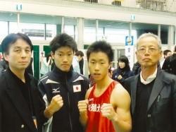 第81回全日本アマチュアボクシング選手権大会②