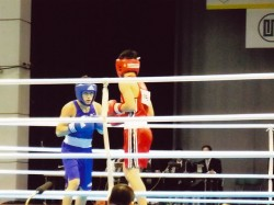 第81回全日本アマチュアボクシング選手権大会③