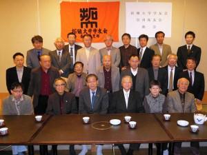 平成23年度長野県支部総会