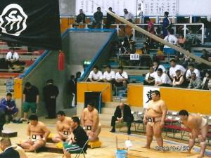 全日本学生選抜相撲宇和島大会①