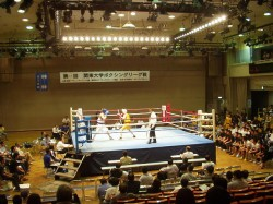 第65回関東大学ボクシングリーグ戦 拓大対日体大②